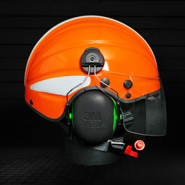 'Gecko One' Cut Away Helmet with Accessories