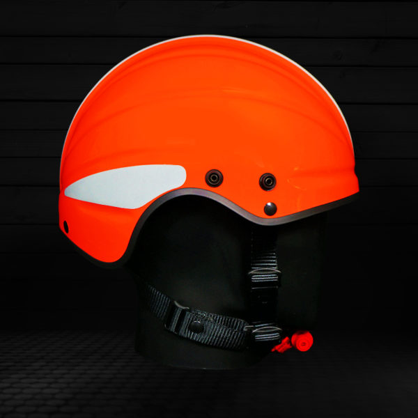 Custom Cut Away Helmet
