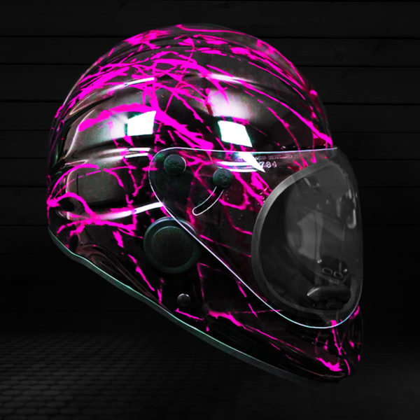 Custom Full Face Helmet