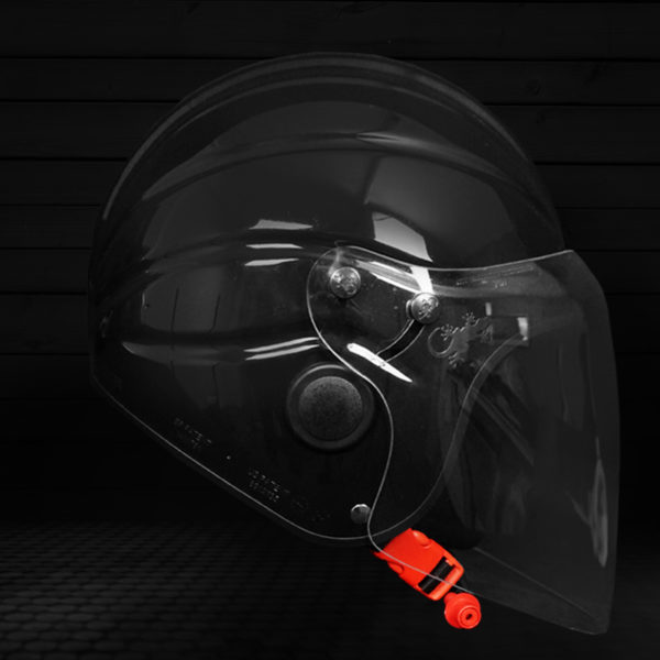 Custom Open Face Helmet